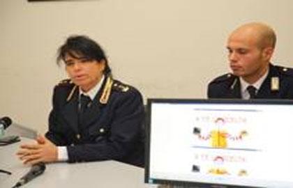 poliziotta: genitori controllino i cellualri dei figli